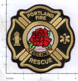 Oregon - Portland Fire Rescue Patch