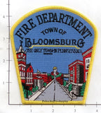 Pennsylvania - Bloomsburg Fire Dept Patch