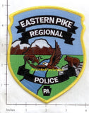 Pennsylvania - Eastern Pike Regional Police Dept Patch