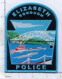 Pennsylvania - Elizabeth Borough Police Dept Patch v1
