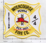 Pennsylvania - Intercourse Fire Company Fire Dept Patch v2