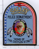 South Carolina - Salley Police Dept Patch