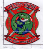 South Carolina - Hickory Grove Station 40 Fire Dept Patch