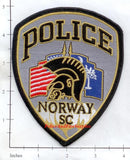 South Carolina - Norway Police Dept Patch