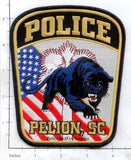 South Carolina - Pelion Police Dept Patch v2