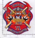 Tennessee - Arlington Truck 71 Fire Dept Patch