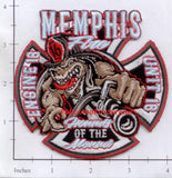 Tennessee - Memphis Engine 16 Unit 16 Fire Dept Patch v1