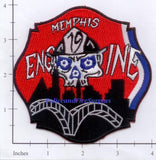 Tennessee - Memphis Engine 19 Fire Dept Patch v2