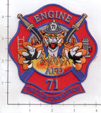 Tennessee - Arlington Engine 71 Fire Dept Patch