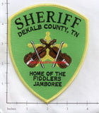Tennessee - Dekalb County Sheriff Police Dept Patch