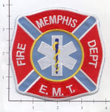 Tennessee - Memphis EMT Fire Dept Patch