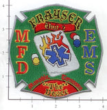 Tennessee - Memphis EMS Unit 2 Fire Dept Patch