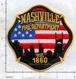 Tennessee - Nashville Fire Dept Patch v3