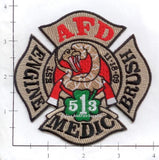 Texas - Argyle Station 513 Fire Dept Patch v1
