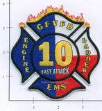 Texas - CyFair Station 10 Fire Dept Patch v1