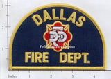Texas - Dallas Fire Dept Patch v1