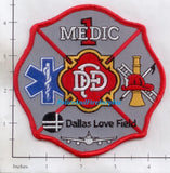 Texas - Dallas Love Field Medic 1 Fire Dept Patch