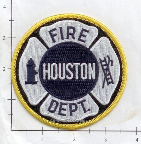 Texas - Houston Fire Dept Patch v5