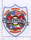 Texas - Houston Station  21 Fire Dept Patch v1