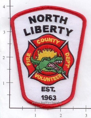 Texas - North Liberty Fire Dept Patch v1