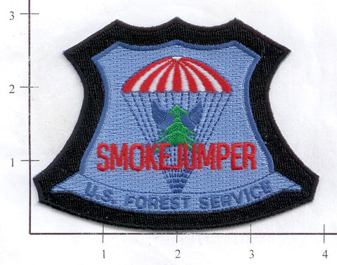 US Forest Service - Smokejumper - Fire Dept Patch