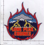Utah - Lone Peak Engines Fire District Patch