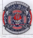 Virginia - Virginia Beach Navy MidAtlantic Region Station 2 Fire Dept Patch