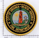 Virginia - Virginia Beach Fire Dept Patch