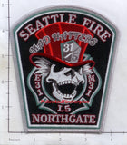 Washington - Seattle Engine 31 Ladder 5 Medic 31 Fire Dept Patch