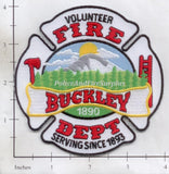 Washington - Buckley Volunteer Fire Dept Patch