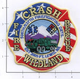 Washington - Fort Lewis 506th 537th Wildland Fire Dept Patch