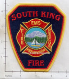 Washington - South King Fire Dept Patch