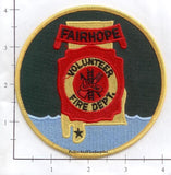 Alabama - Fairhope Volunteer Fire Dept Patch