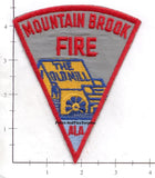 Alabama - Mountain Brook Fire Dept Patch