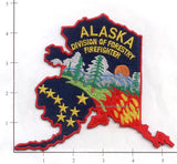 Alaska - Division of Forestry Fire Dept Patch