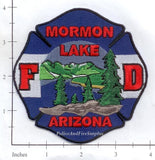 Arizona - Mormon Lake Fire Dept Patch