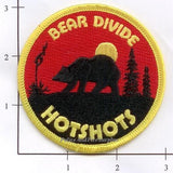 California - Bear Divide Hotshots Fire Patch