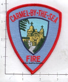California - Carmel By The Sea Fire Dept Patch v1
