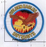 California - Golden Eagles Hotshots Fire Dept Patch