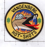 California - Vandenberg Hot-Shots Fire Patch v1