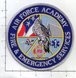 Colorado - Air Force Academy Fire Dept patch v1