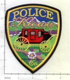 Colorado - Kiowa Police Dept Patch
