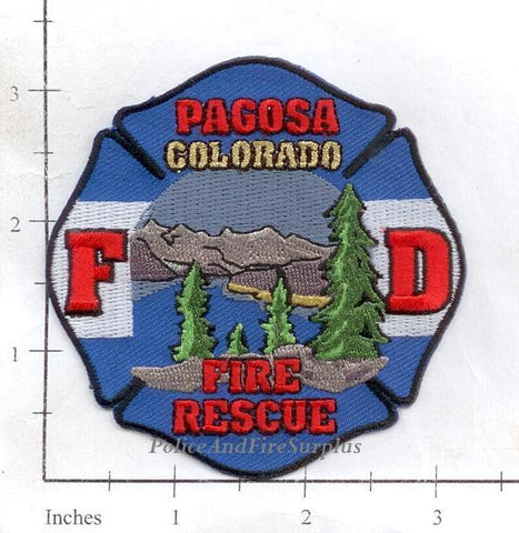 Colorado - Pagosa Fire Dept Patch v2