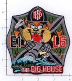 Connecticut - Hartford Engine  1 Ladder 6 Fire Dept Patch v1
