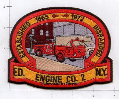 New York City Engine   2 Fire Patch v2 Disbanded