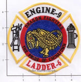 New York City Engine   9 Ladder 6 Fire Patch v2