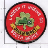 New York City Engine  60 Ladder 17 Fire Patch v2