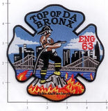 New York City Engine  63 Fire Dept Patch v6