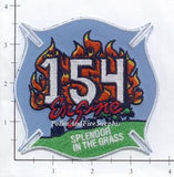 New York City Engine 154 Fire Patch v9