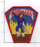 New York City Engine 224 Fire Dept Patch v4